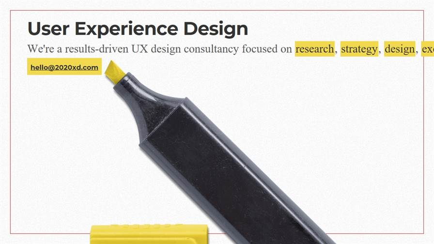 20/20 Experience Design
