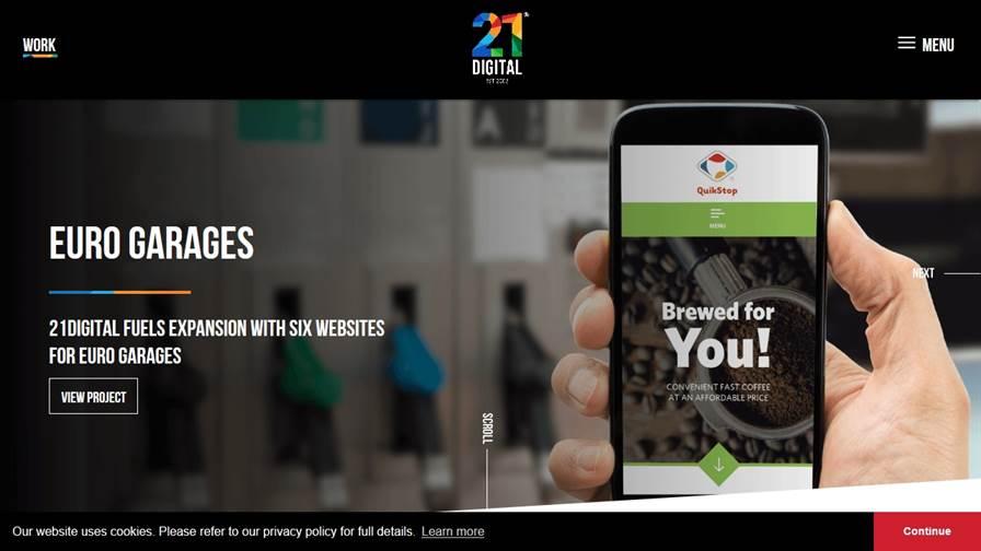 21Digital Agency