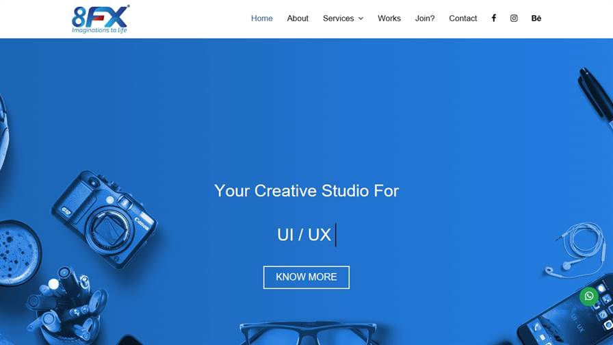 8fx - Creative Branding & Design Agency
