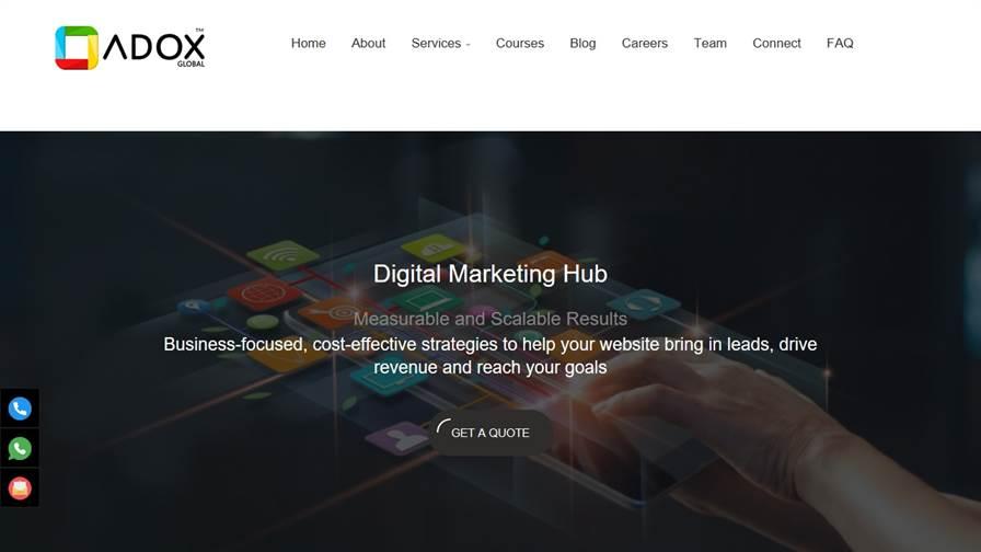 Adox Global - Digital Marketing Company