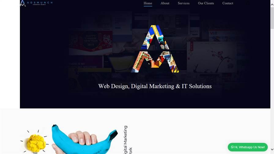 Adsmunch - Web Design Malaysia | Digital Marketing