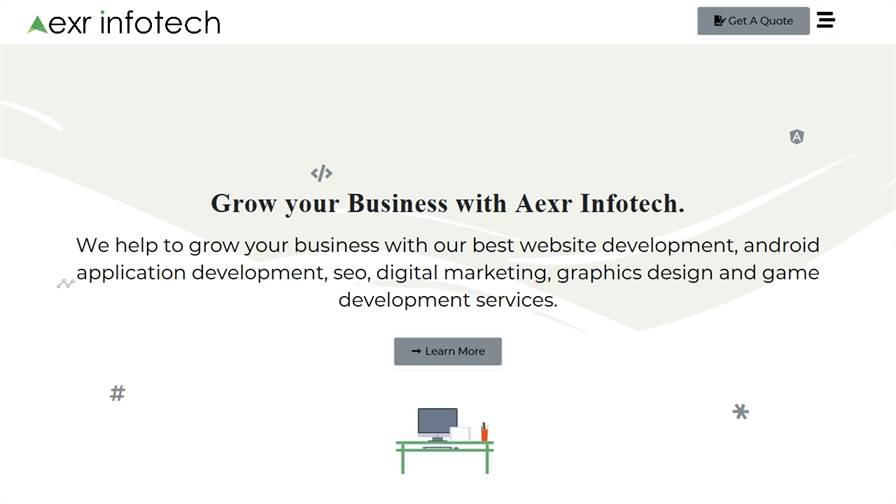 Aexr Infotech - SEO | App | Web Training / Development Company
