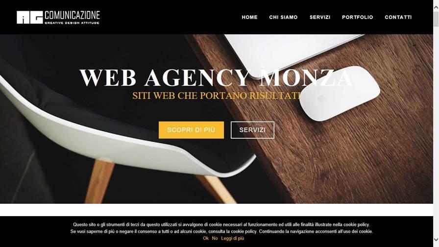 Web Agency Monza | AG Comunicazione