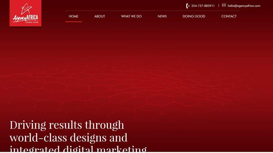Agency Africa: Digital Marketing Agency, Nairobi, Kenya