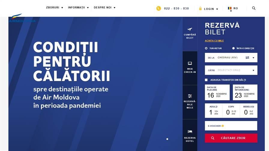 Air Moldova Agency