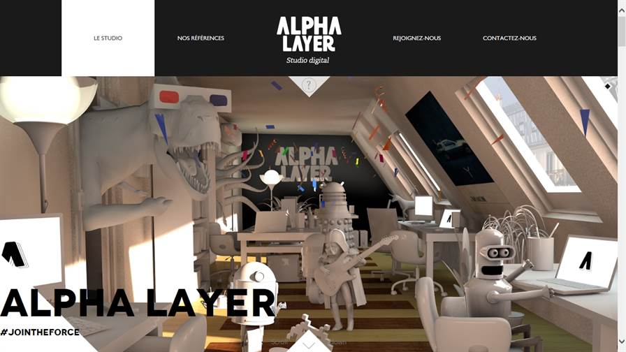 Alpha Layer