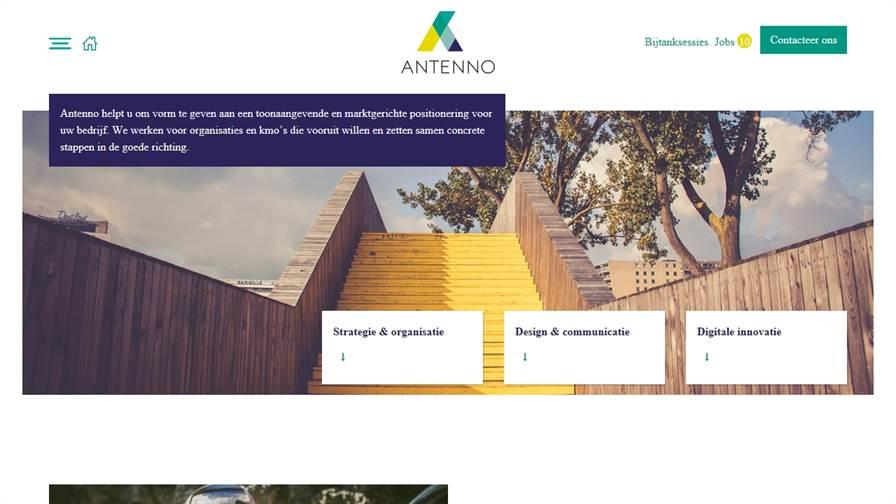 Antenno - Marketing, Human Capital, Digital Innovation