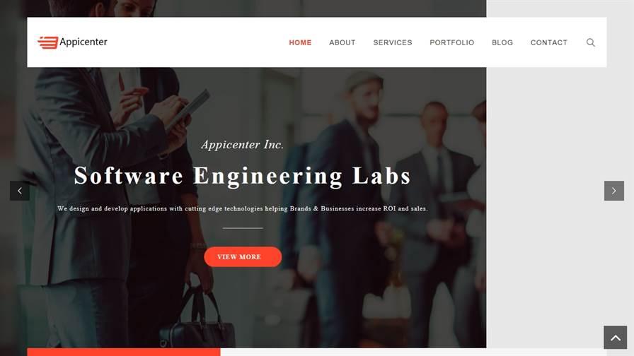 Appicenter - UX/UI Design Studio