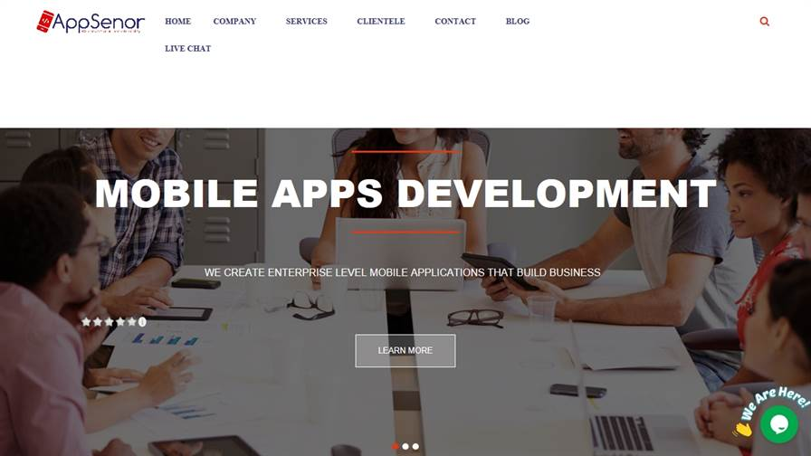 AppSenor Corp - Mobile application development, Android & IOS apps development company in udaipur