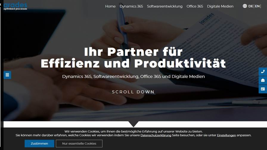 arades GmbH - IT Consulting & Solutions