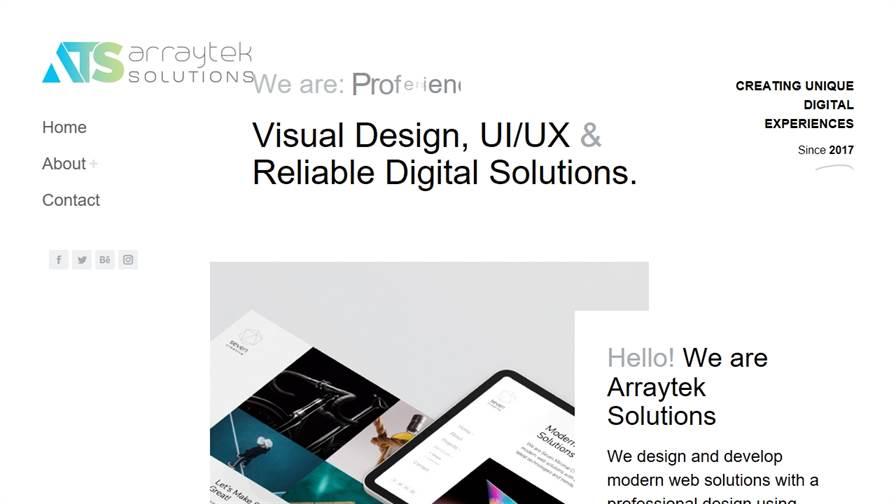 Arraytek Solutions