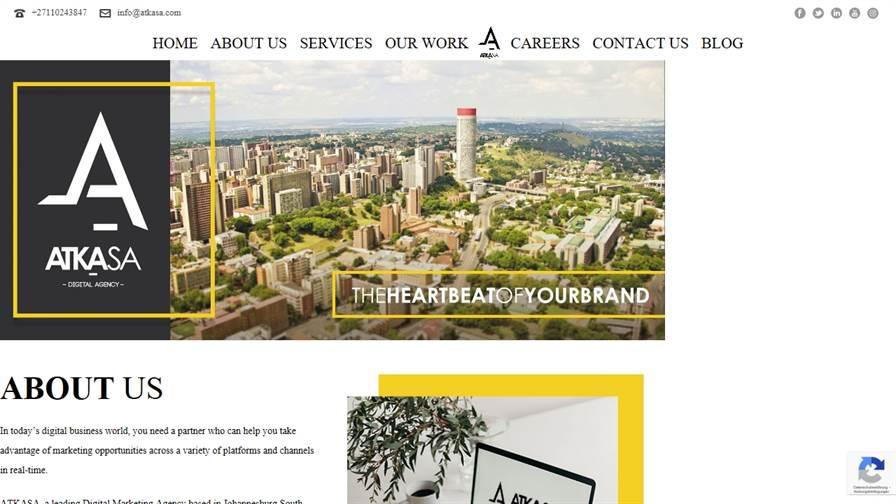 ATKASA - Digital Agency