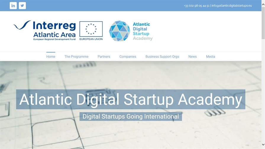 Atlantic Digital Startup Academy