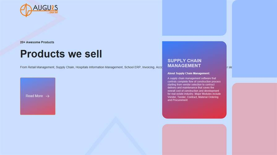 Augurs Technologies - Software Development Company