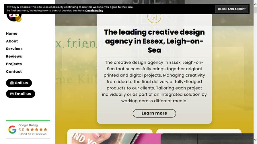 Author Studios: The Creative Design Agency in Essex, Leigh-on-Sea ⚡