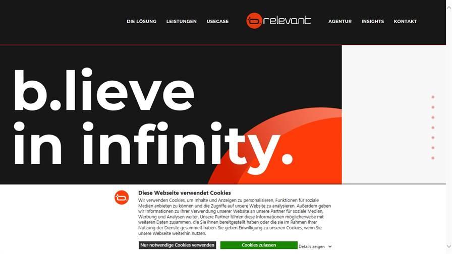 b.relevant - Agile Digital Marketing Agency GmbH