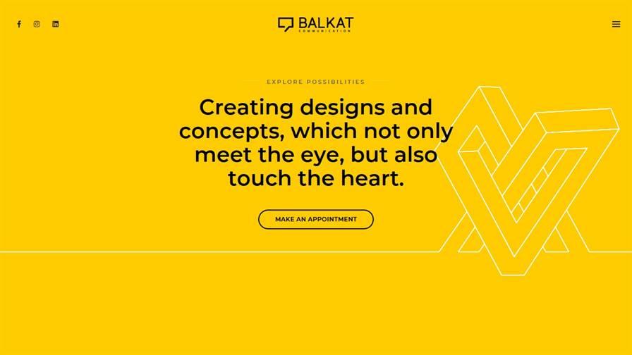 Balkat Communication   Branding Expert & Professional Digital Agency