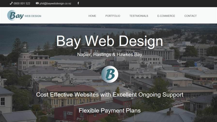 Bay Web Design