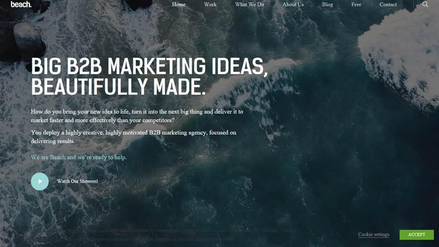 Beach Marketing