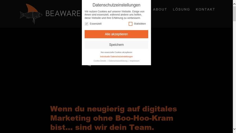 BEAWARE - digital marketing manufaktur ottensen