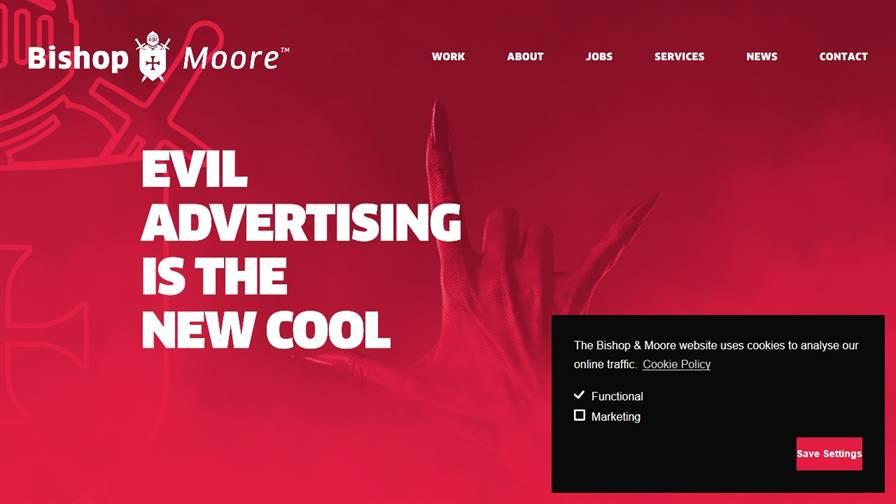 Creative Agency Groningen Bishop & Moore