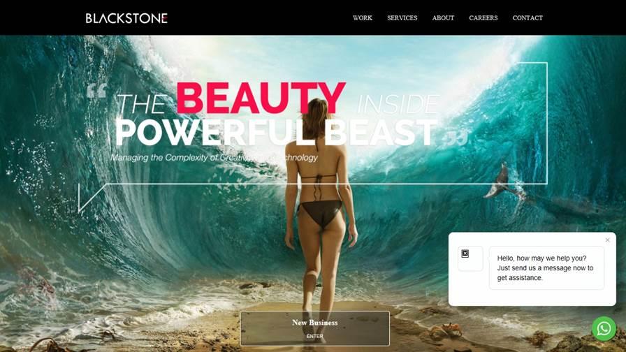 BLACKSTONE ASIA - Digital Agency