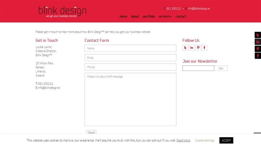 Blink Design