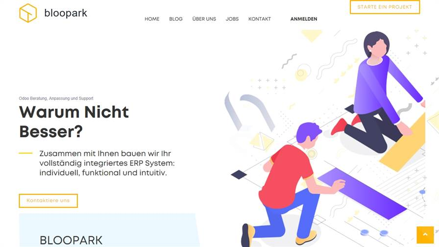 bloopark systems GmbH & Co. KG