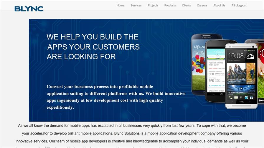 Blync Solutions Private Limited Company