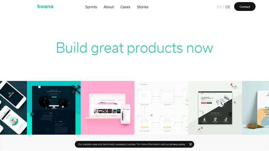 Boana Studio | UX Design Agency for Digital Products, UX/UI & Branding