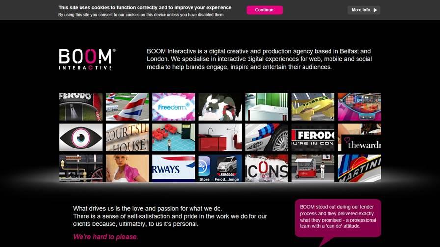 BOOM Interactive
