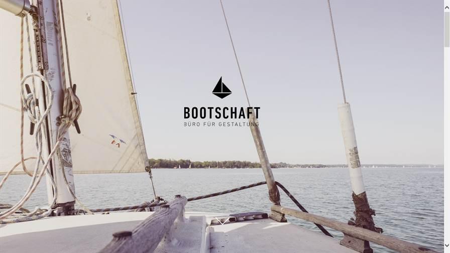 Bootschaft | Büro für Gestaltung