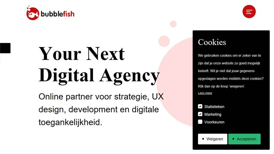 Bubblefish Internetbureau Rotterdam