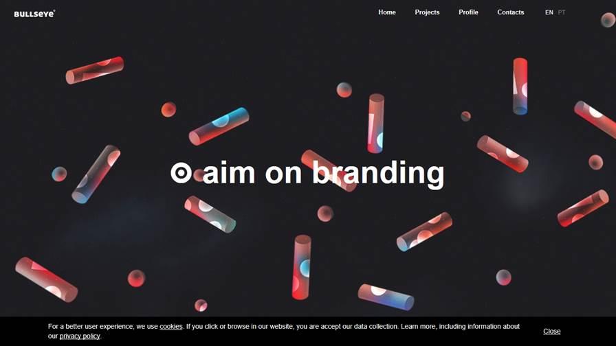 Bullseye - Aim on Branding