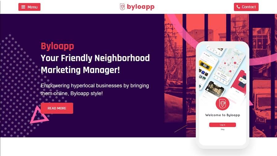 Byloapp (A WOWIT Technologies Venture)