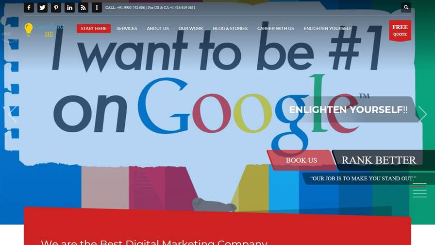 Candent SEO - Digital Marketing Company