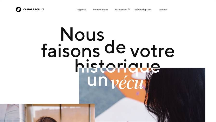 Castor & Pollux - Digital Communications Agency