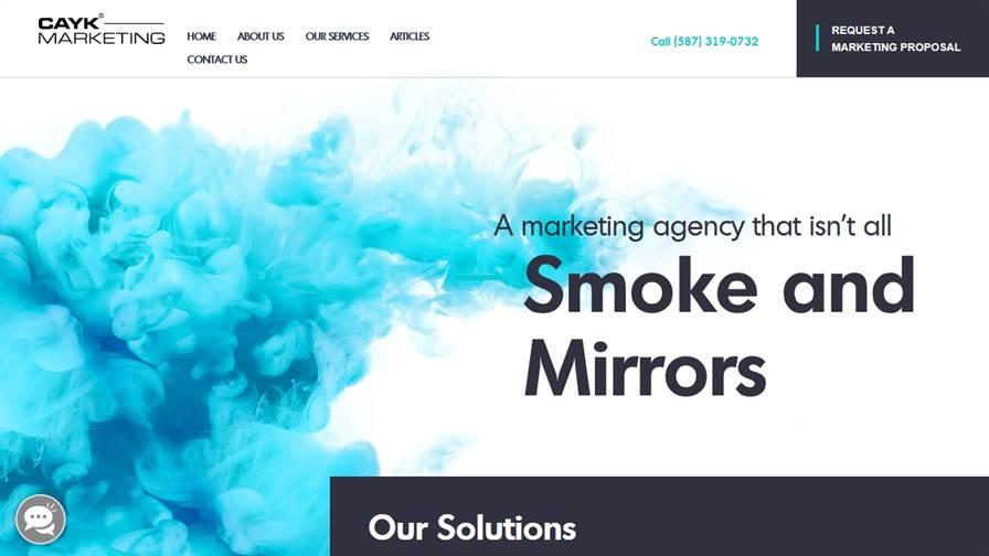 CAYK Marketing Inc.