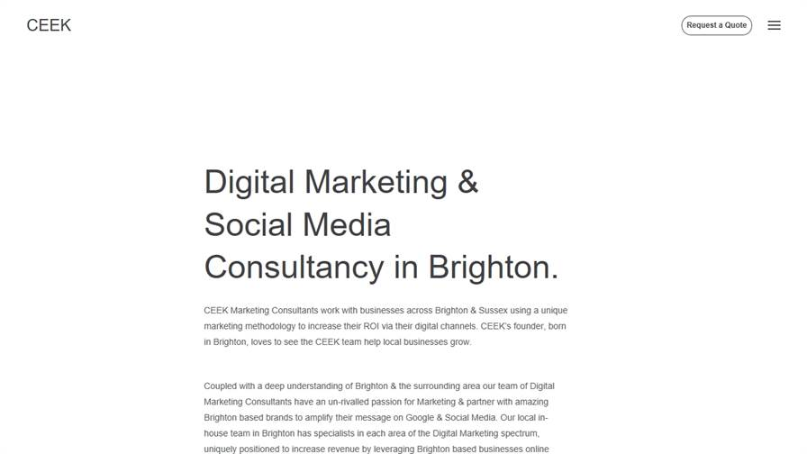 CEEK Marketing Brighton