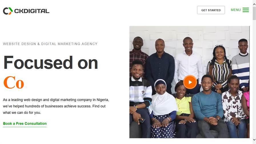 CKDIGITAL – Web Design & Digital Marketing Agency in Lagos