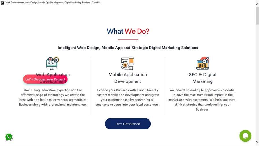 Cloudi5 Technologies - Web Design Company in Coimbatore   Web Development   SEO   Digital Marketing Company in Coimbatore