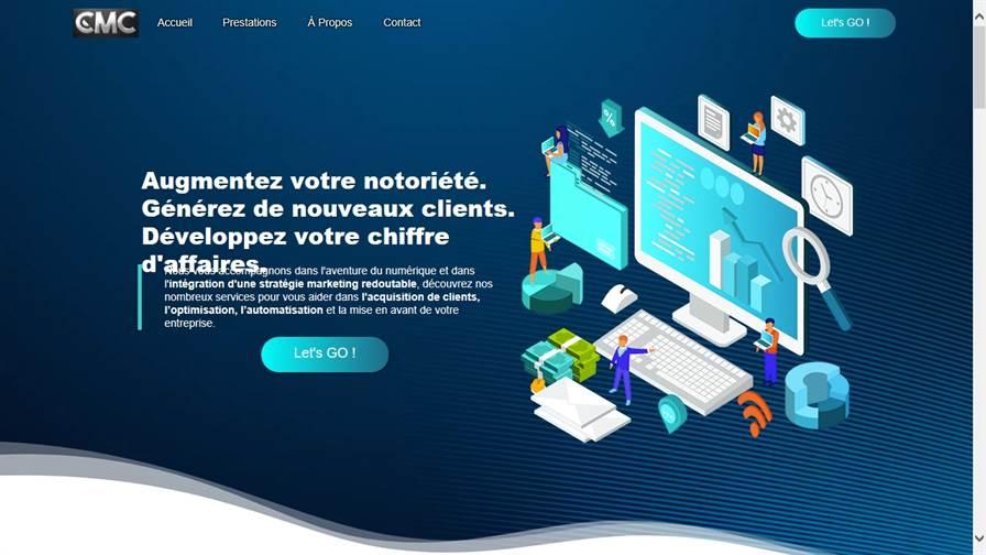 Agence de Communication - CMC Agency Le Mans