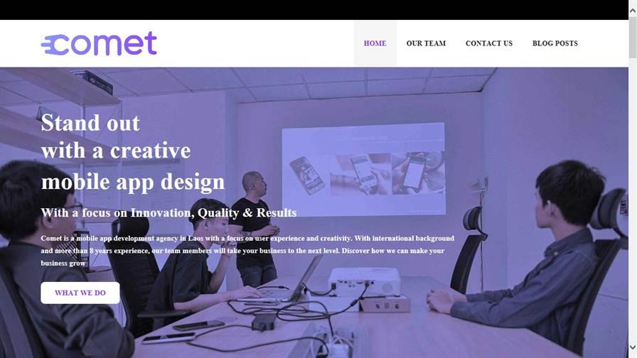 Comet Digital Agency