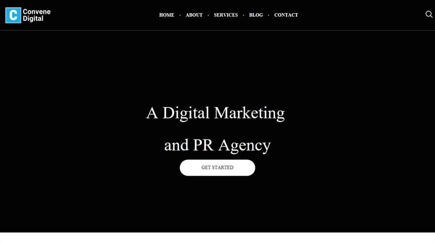 Convene Digital - Digital Marketing Agency Kaduna Nigeria