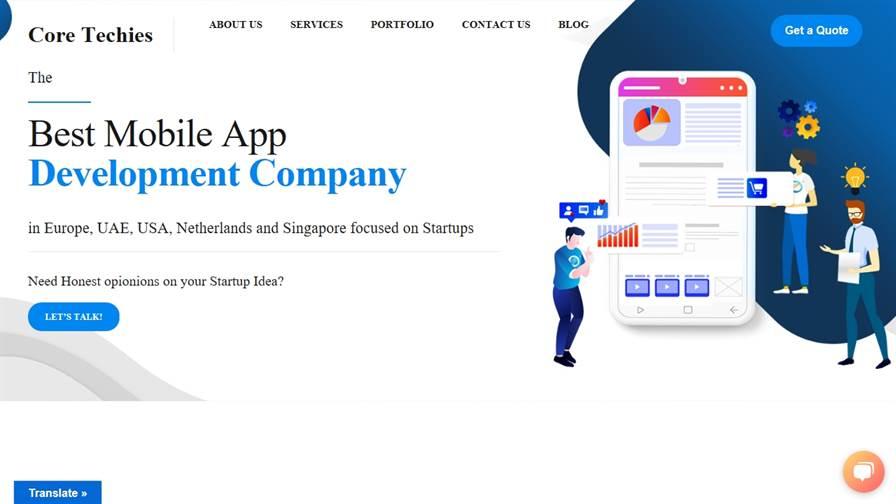 Core Techies India | Mobile App Development Agency | Digital Marketing Company in India