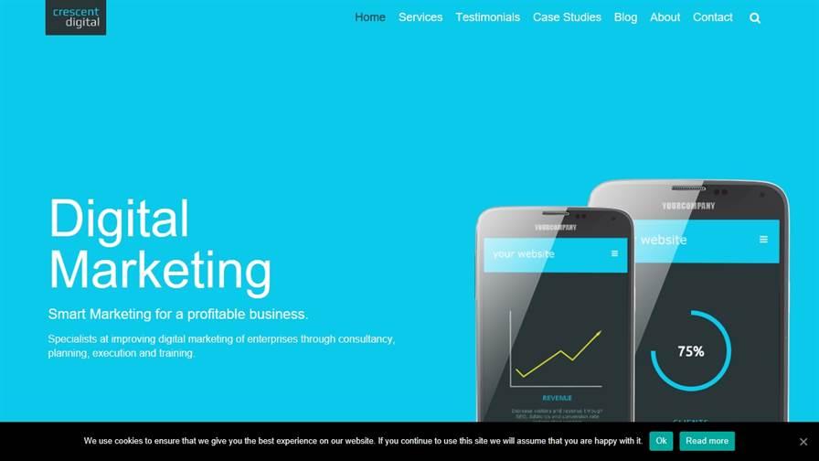 Crescent Digital Ltd