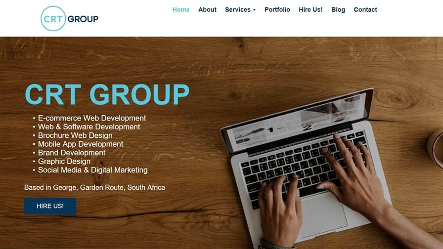CRT Group - Web Design Agency