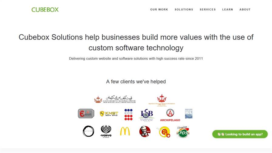 Cubebox Solutions (Brunei)
