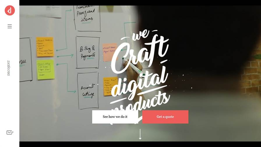 Decojent | UI/UX Design Studio