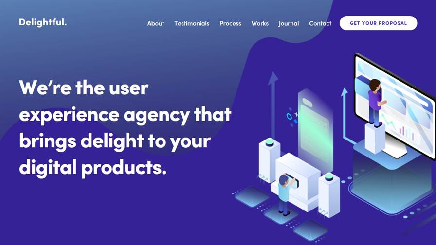 Delightful - User Experience Agency